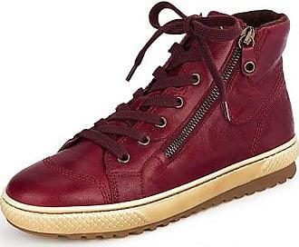 Sneaker High in Rot: Shoppe jetzt bis zu −72% | Stylight