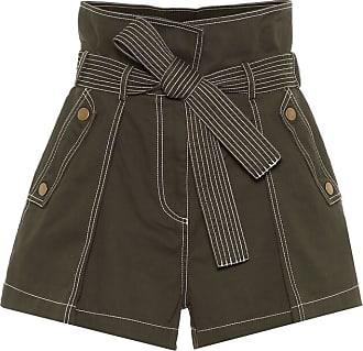 Ulla Johnson Elliot cotton paperbag shorts