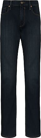 Paige Calça jeans reta Normandie - Azul