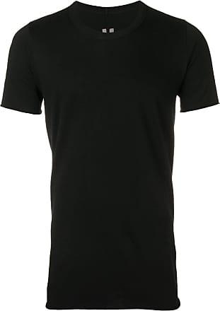 Rick Owens Camiseta lisa - Preto