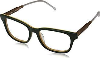 TH-1592 086 Tommy Hilfiger Brille matt schwarz Acetate Kunststoff dunkel havana
