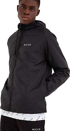 Black Nicce London Jacket Motion Multi Windrunner