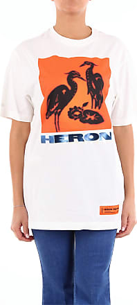 HPC Trading Co. Short sleeve White and orange