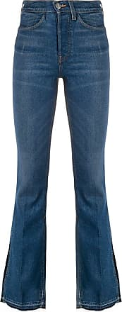 3x1 high rise flared leg jeans - Blue