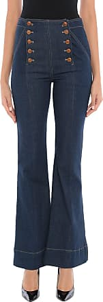 Ulla Johnson JEANS - Pantaloni jeans su YOOX.COM