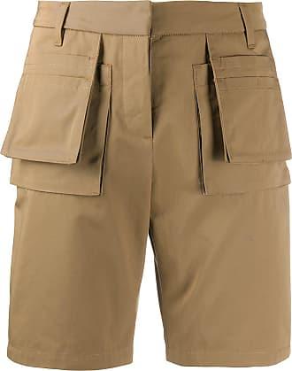 Frankie Morello Shorts com bolsos - Marrom
