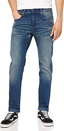 G-Star Jeans 3301 Straight Fit Hadron Denim Medium Aged NEU Hose