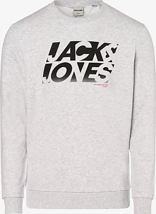 Jack & Jones Herren Sweatshirt - JCOPhoenix weiss