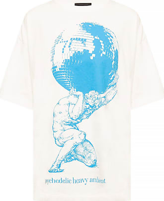 Undercover Printed T-shirt Womens White