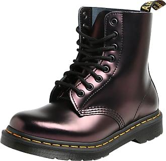 DR Martens Riverton 21048001 Stivali di Sicurezza Acciaio Punta Tappi da Uomo /& Da Donna Pre