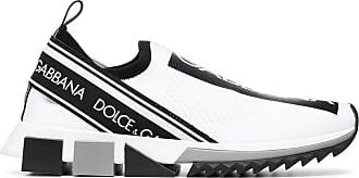 Dolce & Gabbana Tênis slip-on Sorrento - Branco
