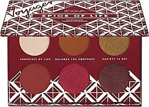 Zoeva Eyes Eye Shadow Spice Of Life Eyeshadow Travel Palette 1 Stk