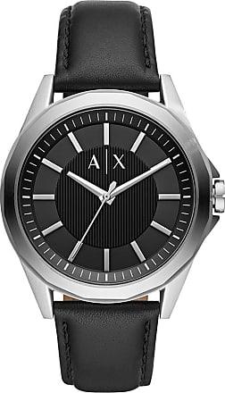 A|X Armani Exchange Relógio Quartz Drexler - Homem - Preto - Único IT