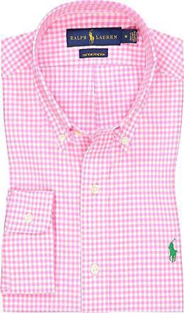 Polo Ralph Lauren Kariertes Hemd, Slim Fit von Polo Ralph Lauren in Pink für Herren