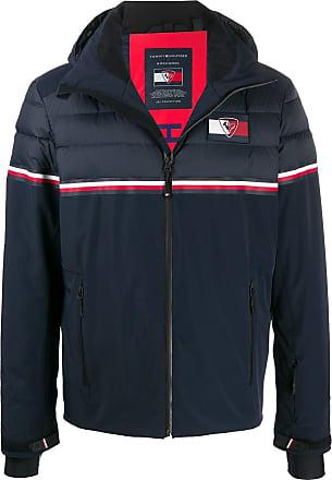 Rossignol x JCC x Tommy Hilfiger logo padded jacket - Blue