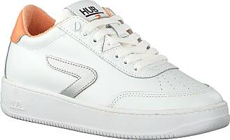 HUB Weiße HUB Sneaker Low Baseline-w