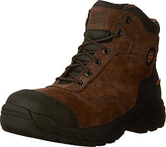 Timberland PRO Mens 6 Endurance CSA Work Boot, Brown Nubuck Leather, 13 W US