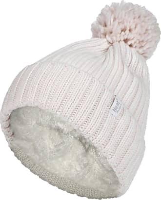 Heat Holders 1 Ladies Genuine Heatweaver Thermal Winter Warm HAT 5 Variations - Alesund, Nora, Solna, Areden, Lund (Cream - Arden)