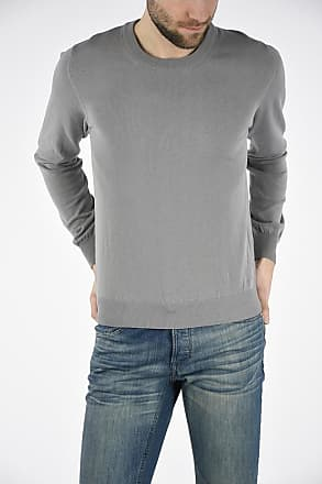 Maison Margiela MM14 Pullover with Leather Details size Xxl