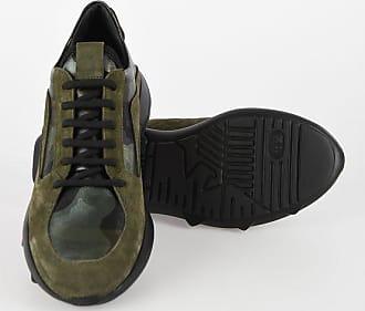 Armani EMPORIO Camouflage Sneakers size 8