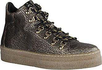 114f52c12fdd Donna Carolina 34.168.123- Damenschuhe Sneaker, Mehrfarbig, Leder