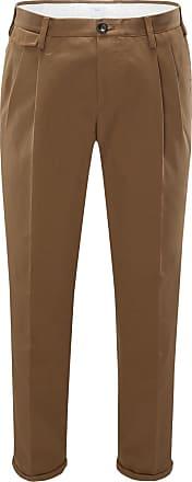 Pantaloni Torino Baumwollhose Style 02 braun bei BRAUN Hamburg