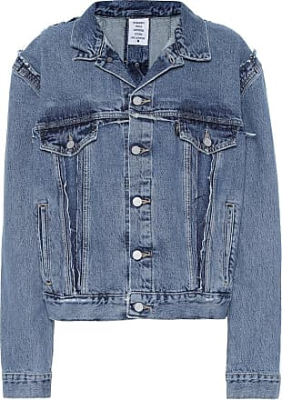VETEMENTS Denim jacket
