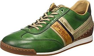 buy popular a6a84 d2713 La Martina Herren Sneaker Grün (Avocado 106) 45 EU