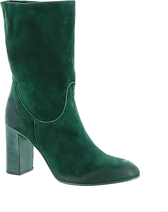 Free People Dakota Heel Boot Green 36 (US Womens 6)