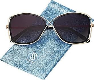 Pink Rahmen Neu Groß Damen Mode Leopardenmuster UV Schutz Sonnenbrille