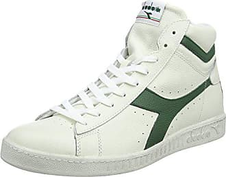 Diadora Scarpe Sportive Game L High Waxed per Uomo e Donna IT 47 68b5b2e0246