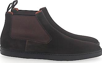 Santoni Boots Beige 15239
