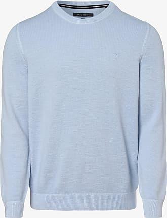 Marc O'Polo Herren Pullover blau