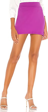 Susana Monaco Slim Skirt in Purple