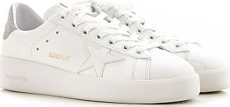 Golden Goose Sneaker für Damen, Tennisschuh, Turnschuh Günstig im Sale, Weiss, Leder, 2019, 35 36 37 38 39 40