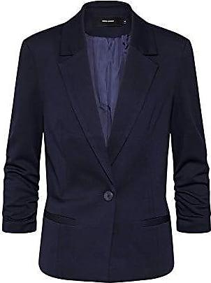 Vero Moda Vmdolores L//S Long Blazer TLR Ki Giacca Donna