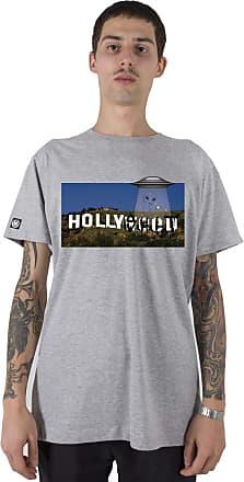 Stoned Camiseta Masculina Hollyshit - Tsmhollysh-cz-04
