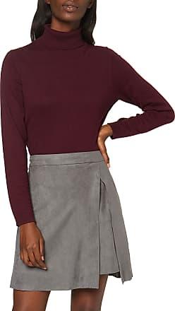 EDC by Esprit Womens 109cc1d008 Skirt, Grey (Medium Grey 035), 12 (Size: 38)