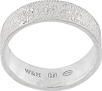 Wouters & Hendrix My Favourites cast ribbon sturdy ring ring - Metallic