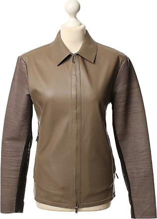 wholesale dealer 86545 54bee Armani Lederjacken: Sale bis zu −39% | Stylight