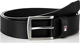 Tommy Hilfiger New Denton 3.5 Belt - Ceinture - Homme - Noir (Noir 990) 369b8e0d88d