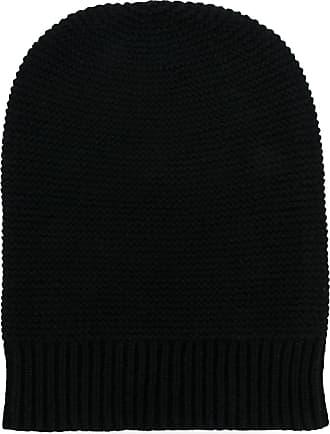 N.Peal knitted beanie - Black