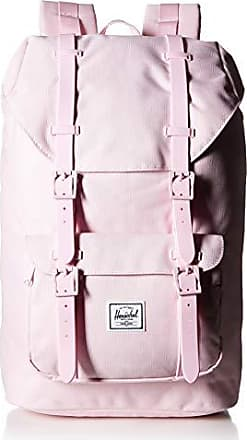 Herschel Little America Mid-Volume Backpack, Pink Lady Crosshatch, One Size