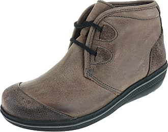 Wolky Volcane Smog 6572922 Womens Lace-Up Shoes Brown Size: 5 UK