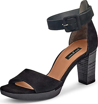 Paul Green 7618 Womens Strappy Sandals Black Size: 4.5 UK