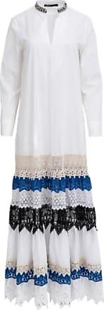 Devotion long dress with lace ivi