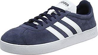 best service 9d4bd 95872 adidas VL Court 2.0 Scarpe da Fitness Uomo, Blu (Maruni Ftwbla 000)