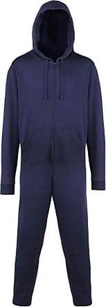 Undercover Comfy Co All in One - Onesie CC001 Navy LXL