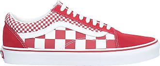 Vans : Chaussures en Rouge jusqu'à −47% | Stylight