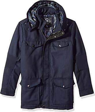 Urban Republic Mens Wool Ackets, Blue, S